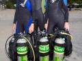 Divemaster internship Europe Divemaster Nitrox dive