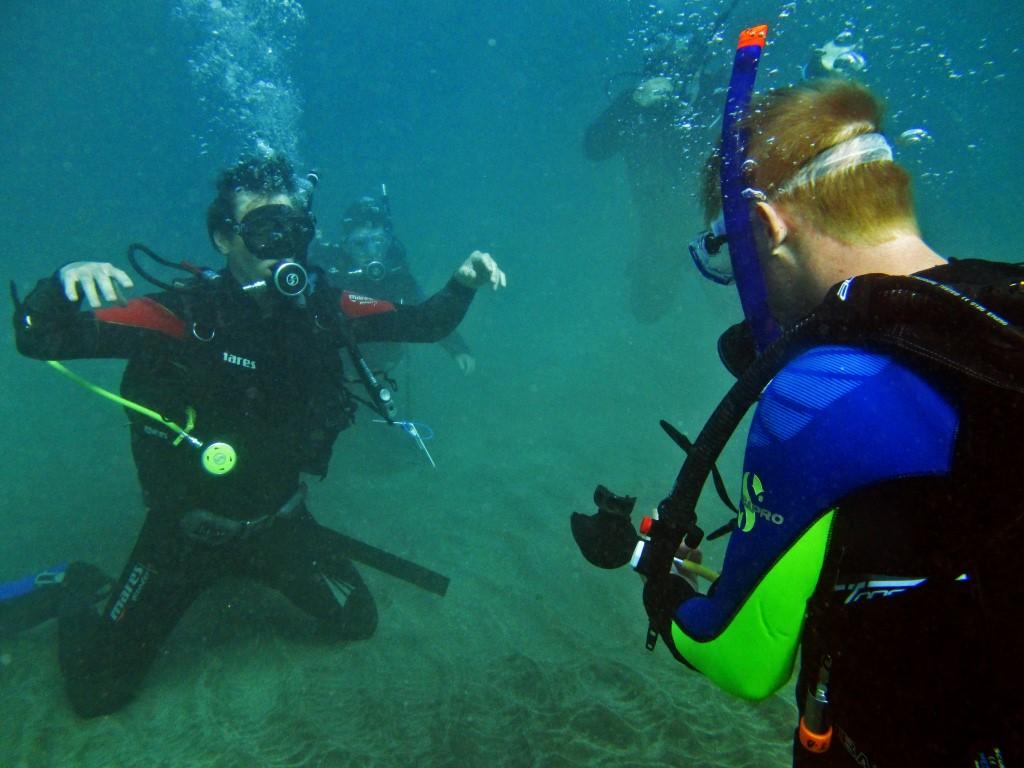 PADI Rescue diver Jace
