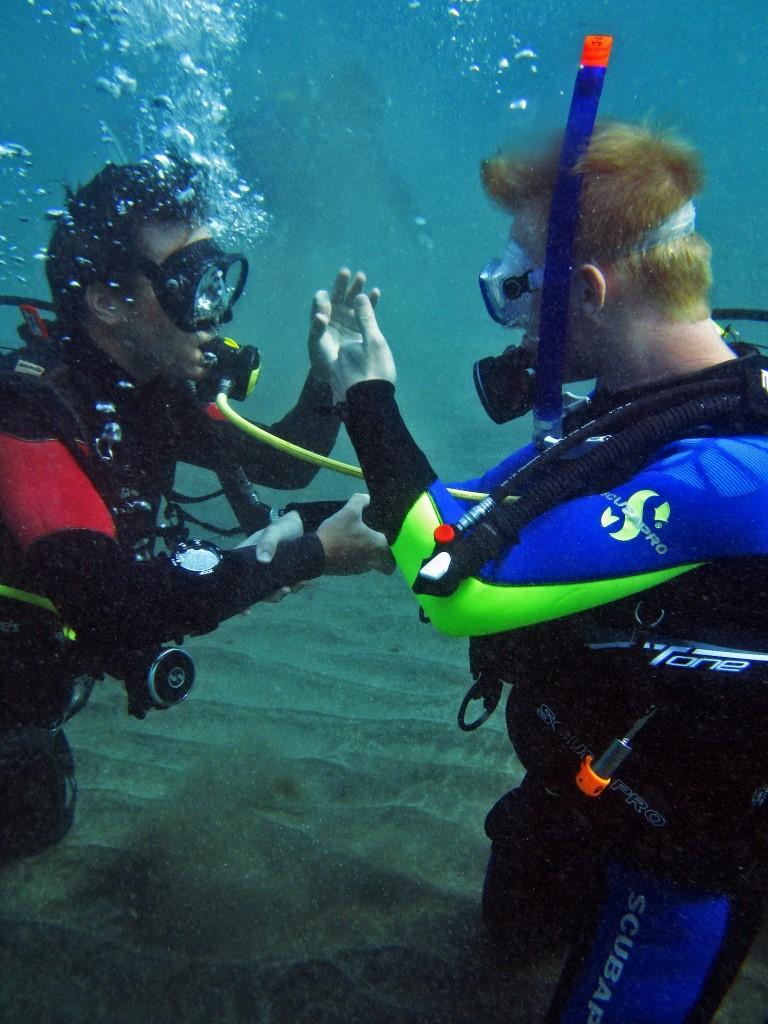 PADI Rescue Diver Harry