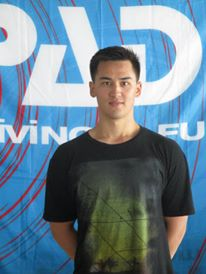 PADI Divemaster Alex from USA
