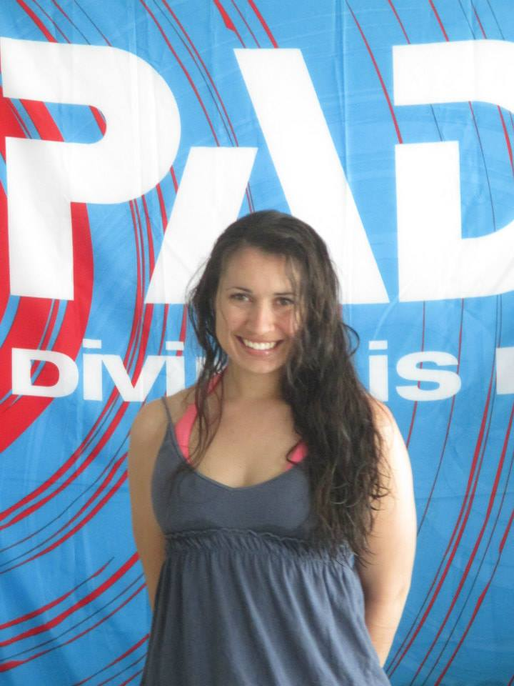 PADI Divemaster Lisa from USA