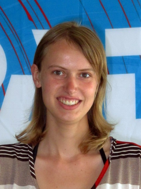 Leonie Divemaster Candidate from Holland