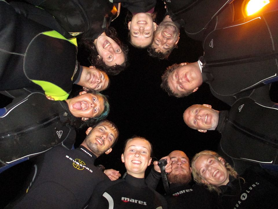 PADI Advanced Diver Tenerife