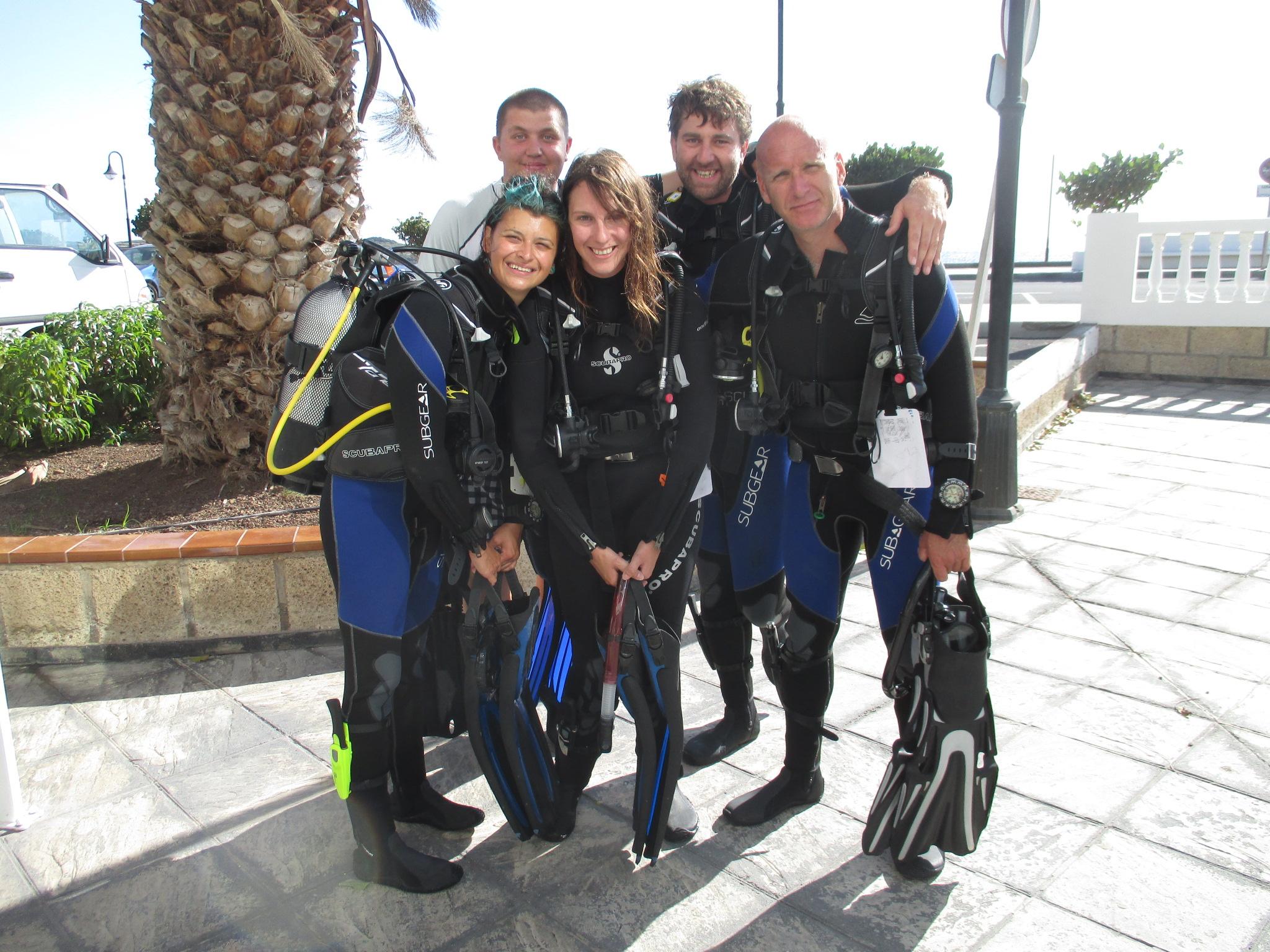 Fun Dives Tenerife