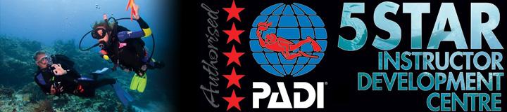 PADI 5 Star IDC Dive Centre