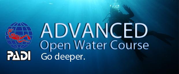 PADI Advanced Open Water Course Tenerife