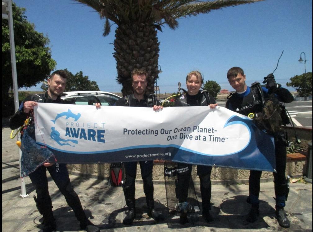 Project Aware Tenerife