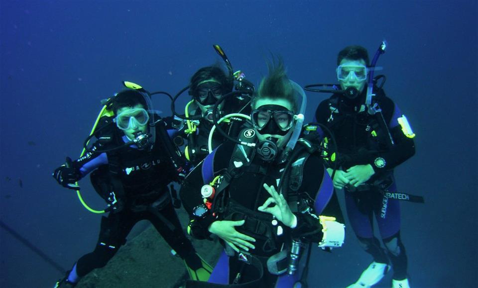 Wreck Dive Tabaiba Miia