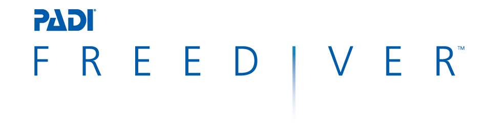 freediver blue tenerife banner