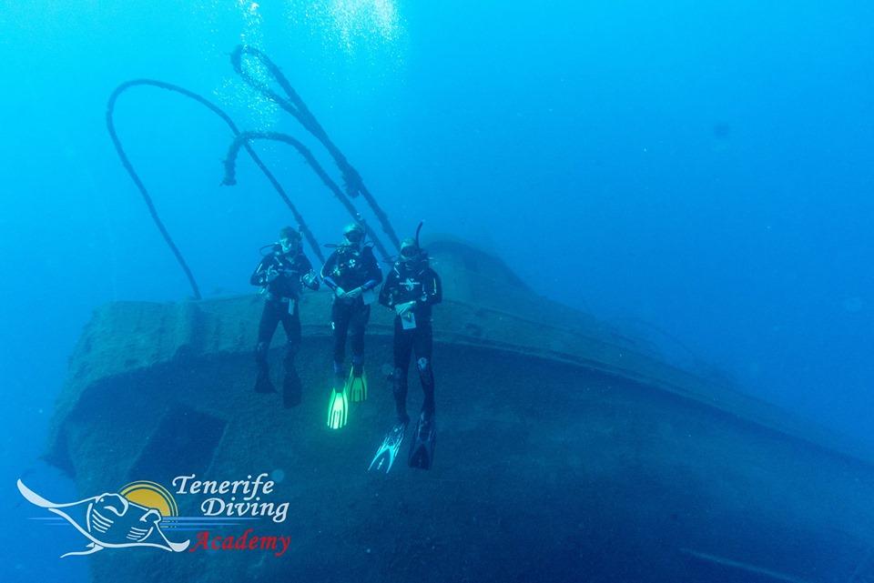 PADI Deep Diver Spec